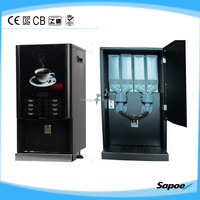 Sapoe best 8 selections 8 flavors vending Coffee machine
