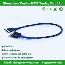 LCD cable Factory lvds flexible drive cable
