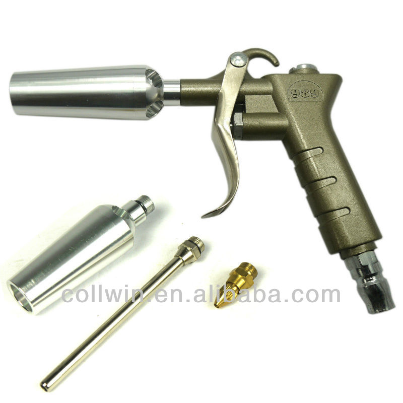 AIR DUSTER GUN BLOWER 3 changeable nozzles