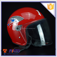 Motorcycle safety ac helmet with PP Plastic