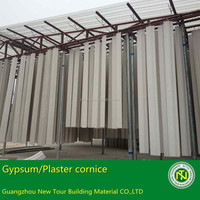 hot sale decorative roof cornice gypsum with factory price