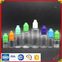 free sample Empty 3ml 5ml 10ml PET eye plastic dropper bottle 15ml 20ml 30ml PE dropper bottle 50ml 60ml PET--130T