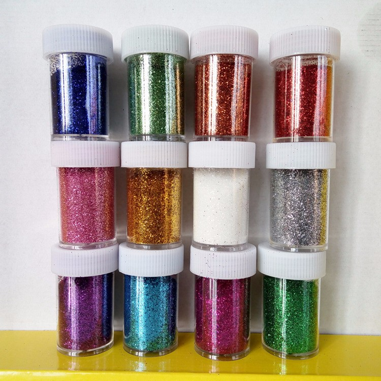 wholesale glitter powder garments accessories supplier
