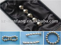 China supplier DIA5MM permanent jewelry magnet ball