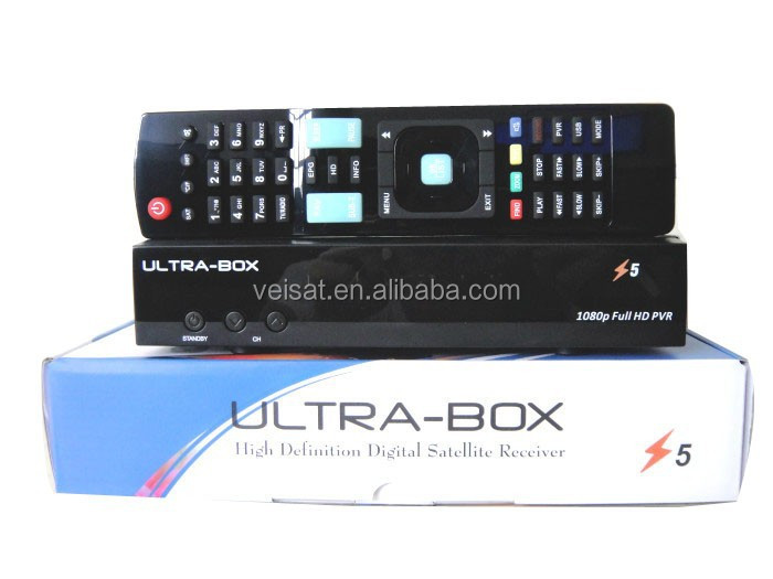 2015 Full HD Receptor Ultra Box Z5 with IKS&SKS Free for N3 Channels for South America Such As Azamerica S1005 S1008