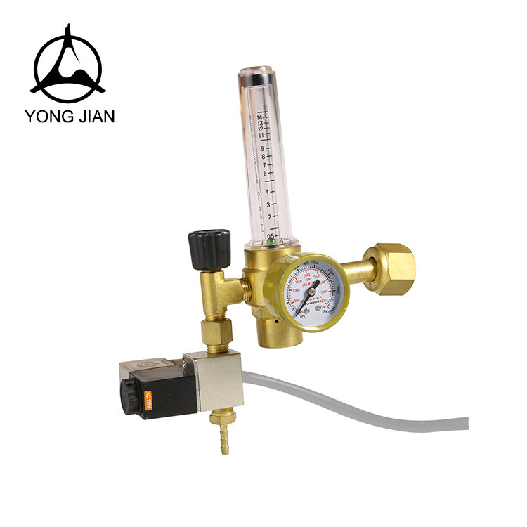 High quality co2 regulator 15bar