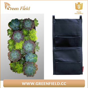 Green Field vertical garden wall planter living wall vertical garden planter