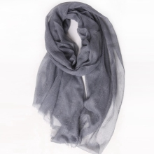 Fashion Ladies Lurex Thread Yarn Cashmere Scarf
