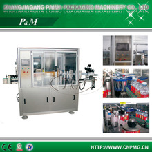 High speed 18000B/H hot melt paper glue labeling machine for plastic bottle