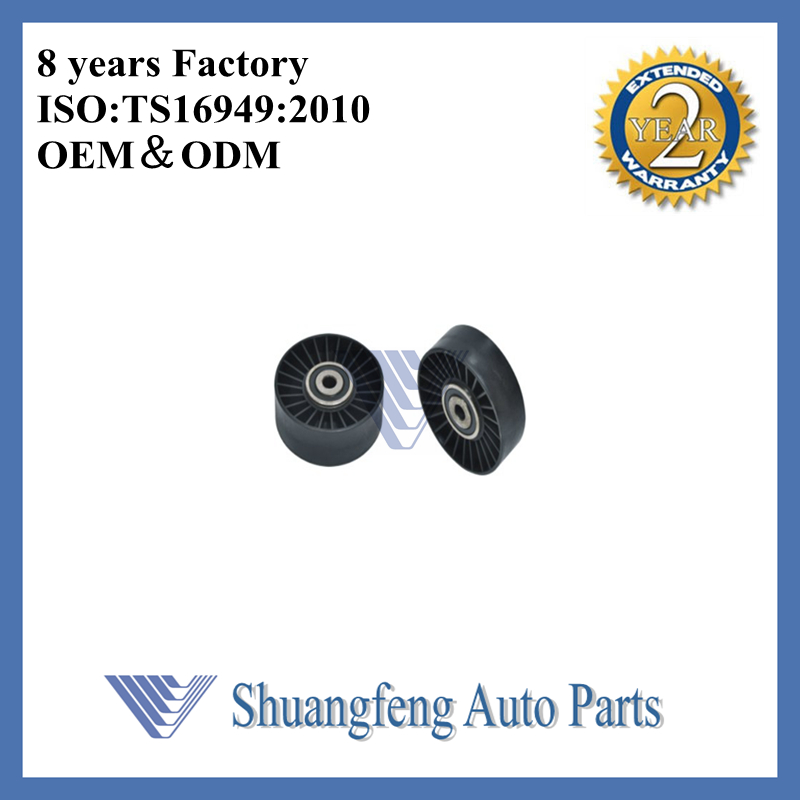 Engine parts belt tensioner pulley for Citaro Cito Conecto Econic Tourino 0005500433