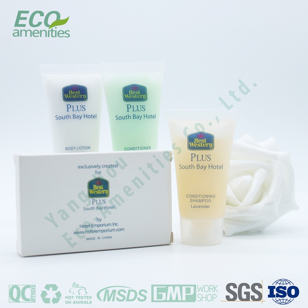2014 low price disposable slipper/body lotion/soap/bath salt sets for hotel supplies