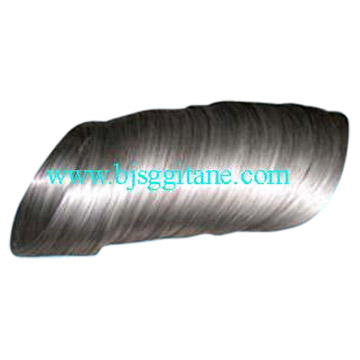 High-strength Invar alloy wire