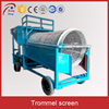 Mobile Type Placer Gold River Sand Mining Equipment, Gold Mining Plant, Alluvial Gold Processing Machine