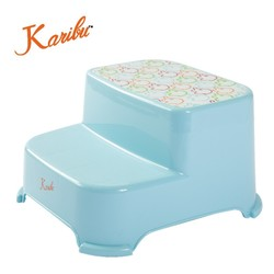 PM 3312 2016 China Wholesale En71 Kids Plastic Baby Double Step Stool