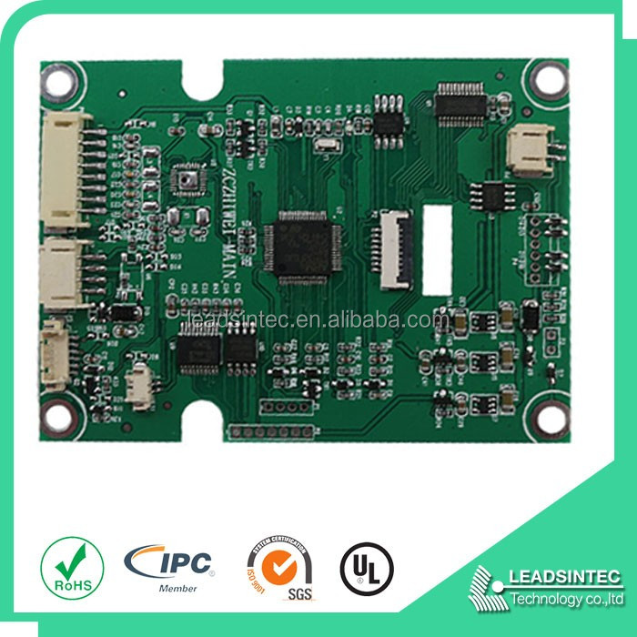 Professional EMS PCBA for SMT / BGA / DIP Assembly, Double Sided Prototype PCB Board Assembly