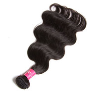 free shipping alibaba wholesale body wave virgin hair weave 100% human indian hair