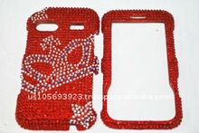 Bling case for Huawei 750 brand new Crystal Bling Snap on Faceplate Cover Case
