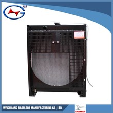Weichuang china aluminum cooling radiator manufacturers 4TNV106