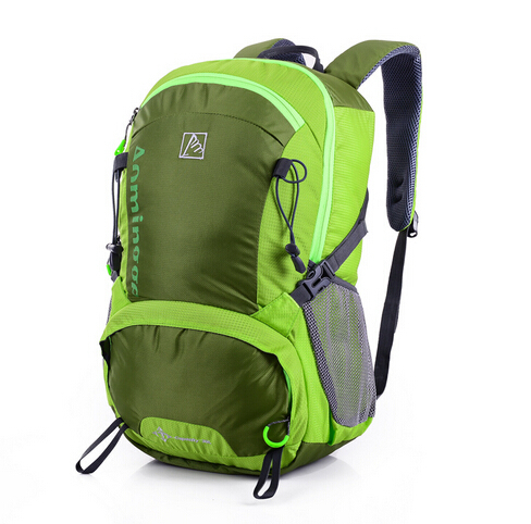 New arrival brand women backpack casual nylon waterproof outdoor sports men backpack fashion school bag hiking backpack,K037