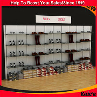 The Fashion ladies shoes design/ladies shoes display rack /shoes display rack store