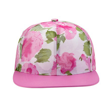 Girls Snapback Hat With Any Logo Customized