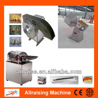 Stainless Steel Potato Chips French Fries Production Line For Sale