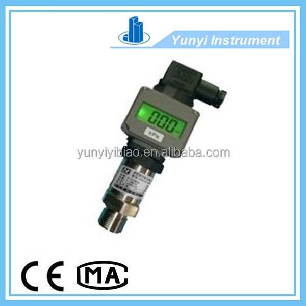 Digital display cheap pressure sensor flat pressure sensor