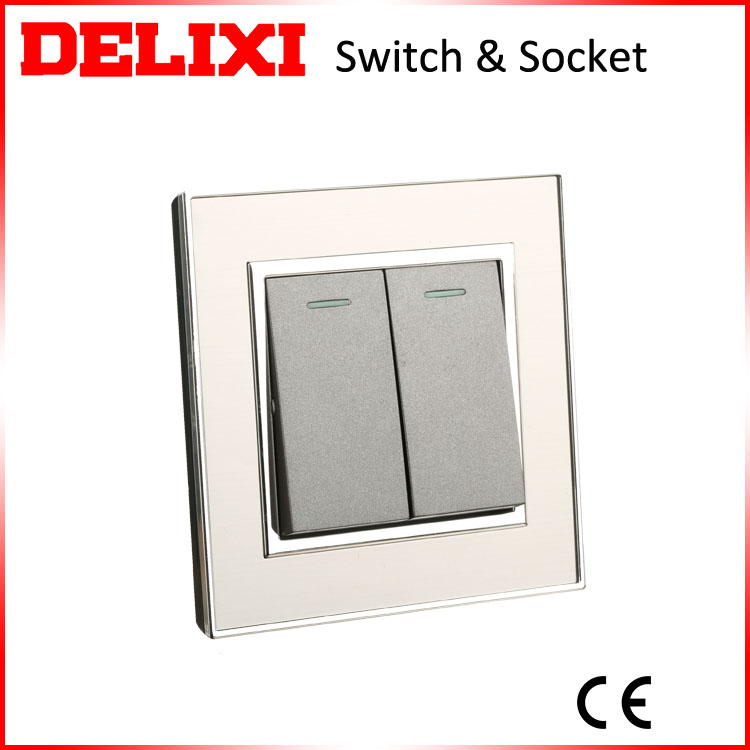 Excellently household 230v 10a gang electrical wall switch prices