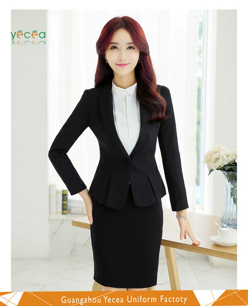 HOT sell ladies suits/office uniform