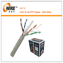 Competitive Factory Price UL Listed 25 pair cat 6 UTP lan cable