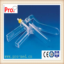 PRO-med sterile plastic side screw type vaginal speculum with CE FDA and ISO