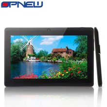 7 inch Allwinner A33 Q88 Tablet PC WIFI BT 5 colors available