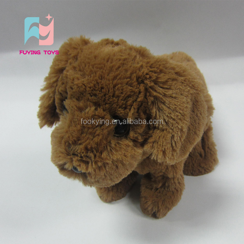 custom wholesale best made stuffed animal toys plush dog