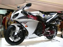 Second Hand Used 2012 Yamaha YZF-R1 Motorcycle