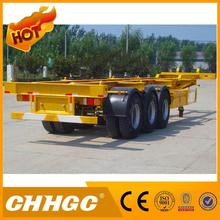 New design low price 3 axle truck and trailer with great price