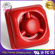 Discount ABS houseing mini strobe siren for fire alarm systems