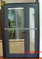 Perfect entry doors side panels design