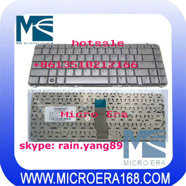 new for hp DV5-1000 US laptop keyboard