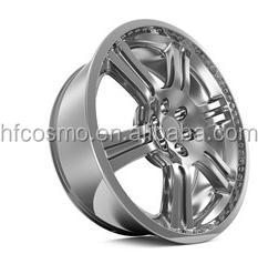 van alloy wheel rim