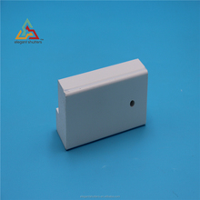 Elegant manufacturer high quality Deco vinyl painting plantation window shutter components