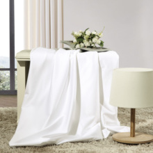 Combed fabric of cotton bedding set 100% cotton white 300TC sateen for 5 star hotel linen