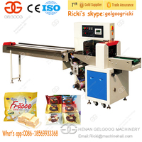 Biscuit Horizontal Packaging Machine Flow Pillow Type Rice Cake Packing Machine