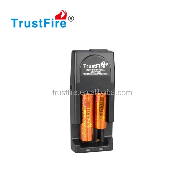 Trustfire Tr-001 dual slots 18650 battery charger for Australia market