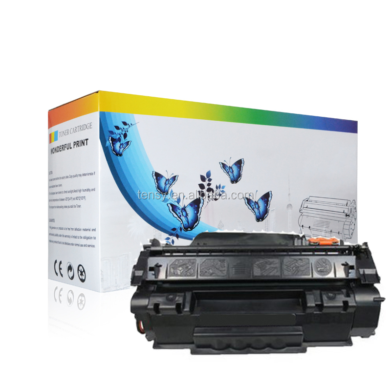 High capacity toner cartridge 708 CRG-708 compatible for canon lbp 3300 laser printer