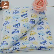 100 Cotton Fabric Rolls Interlock Knitting Textile Cotton Combed for Garment