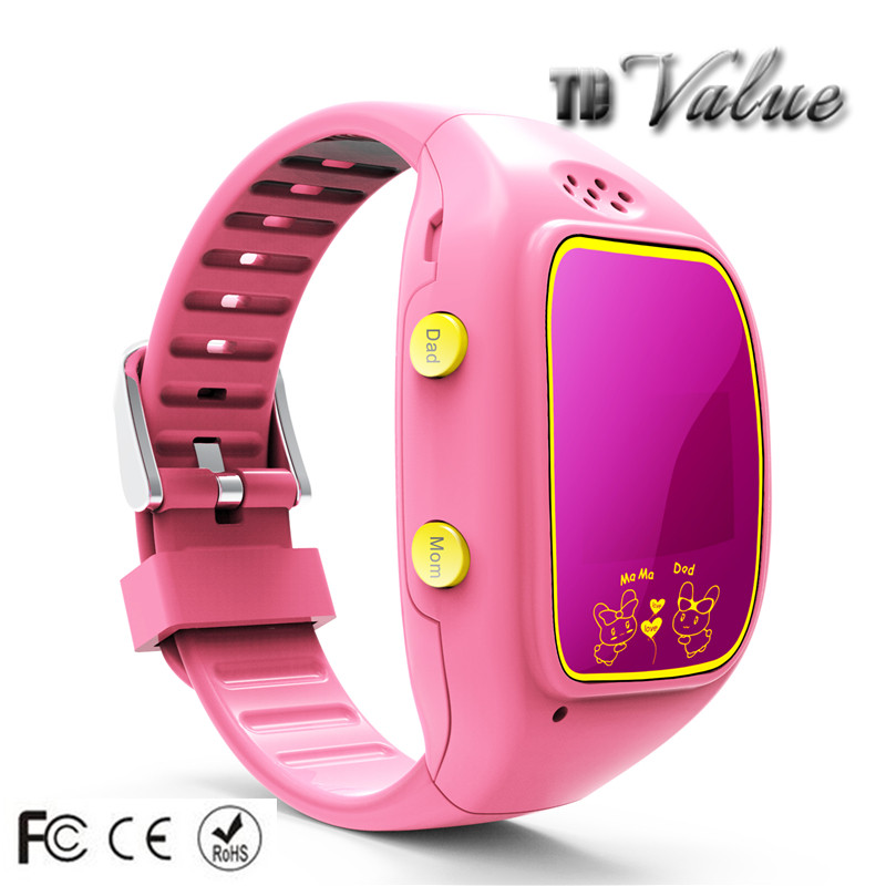 China manufacturer Gps Tracking Kids Smart Watch with certificate