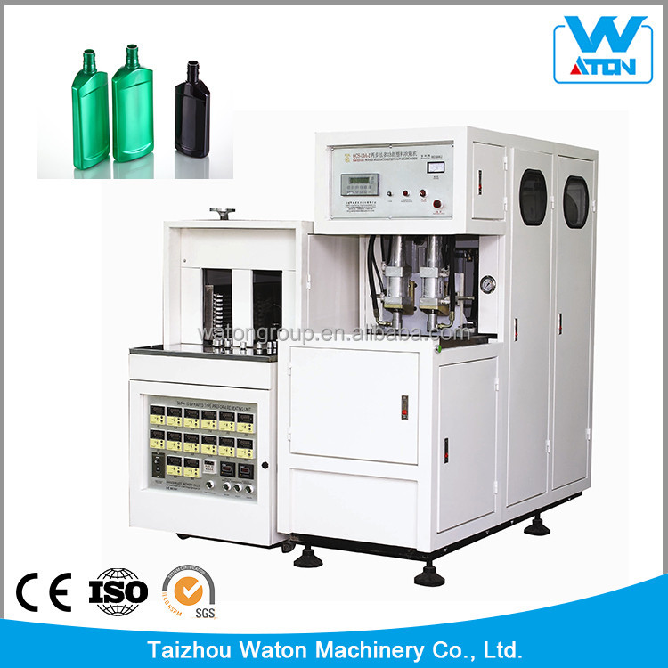 QCS-10A-2 Professional Plastic Blow Moulding Machine