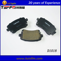 hi-q car brake pad set brake lining