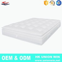 5 zone & 7 zone memory foam mattress new design mattress 2014
