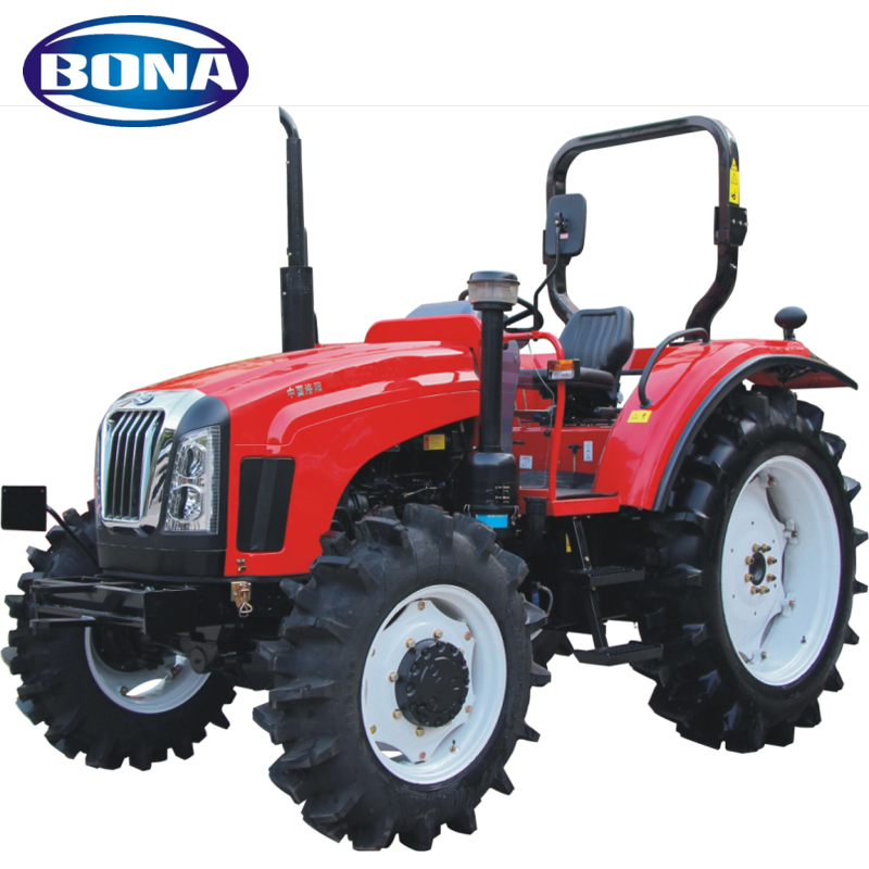 China Bona brand cheapest tractor manufacuter vineyard tafe 4wd tractors